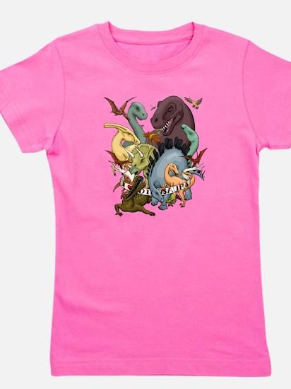 I Heart Dinosaurs T-Shirt