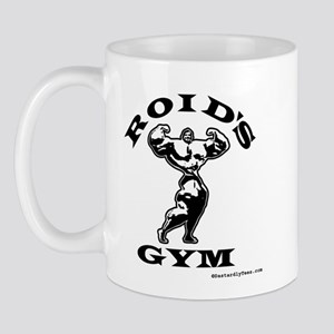Roid's Gym Mug