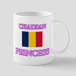 Chadian Princess Mugs