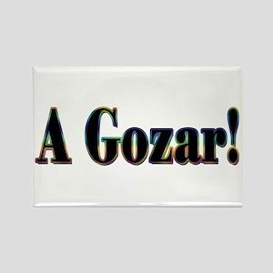 A Gozar! Rectangle Magnet