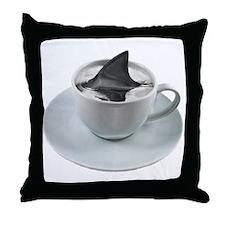 cuppa joe? Throw Pillow