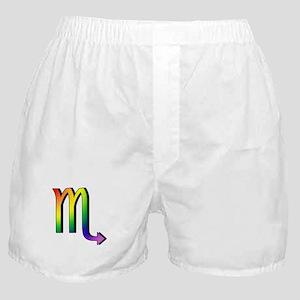 GLBT Scorpio Boxer Shorts
