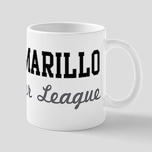Amarillo Beer League Mug
