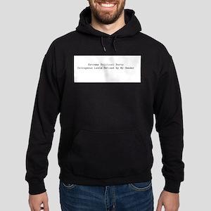 political Sweatshirt