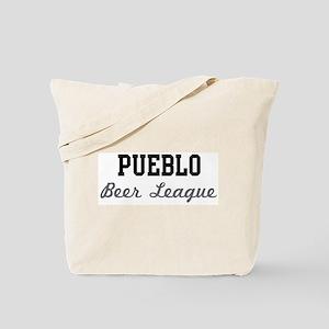 Pueblo Beer League Tote Bag