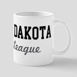 North Dakota Beer League Mug