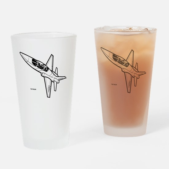 Cute Talon Drinking Glass