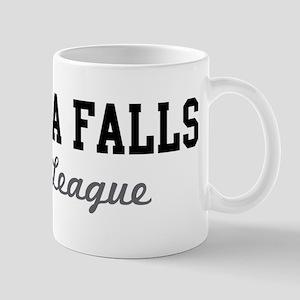 Wichita Falls Beer League Mug