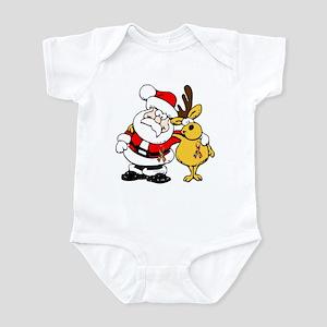 Autism Awareness Christmas design Infant Bodysuit