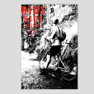"Mountain Biker's ""Ride"" Postcards (Packa"