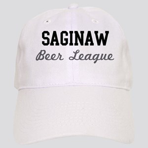 Saginaw Beer League Cap