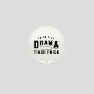CHS Drama Gym B Mini Button