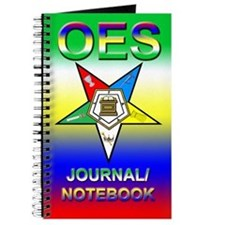 OES Fancy Journal/Notebook