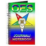 OES Fancy Journal/Notebook