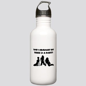TWO'S COMPANY Stainless Water Bottle 1.0L