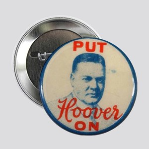 1928 Hoover for President Button