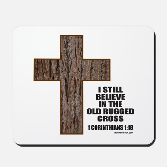 OLD RUGGED CROSS Mousepad