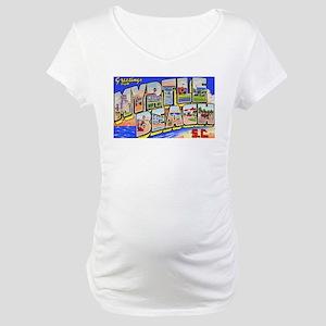 Myrtle Beach South Carolina Maternity T-Shirt