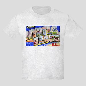 Myrtle Beach South Carolina Kids Light T-Shirt