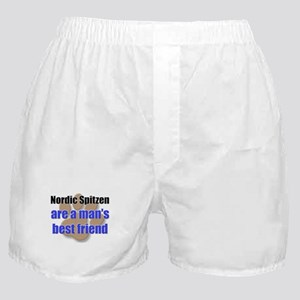 Nordic Spitzen man's best friend Boxer Shorts
