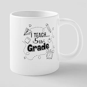 5th Grade Teacher Mugs
