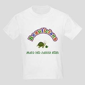 Beautician Kids Light T-Shirt