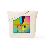Math whiz Tote Bag