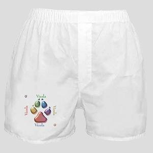 Vizsla Name2 Boxer Shorts