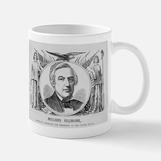 Fillmore for President Mug
