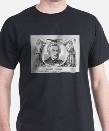 Fillmore for President T-Shirt