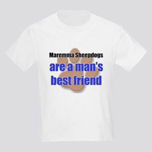Maremma Sheepdogs man's best friend Kids Light T-S