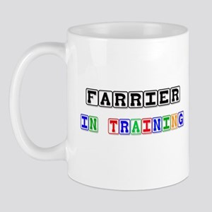 Farrier In Training Mug