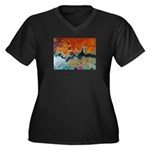 Close and far Away Plus Size T-Shirt