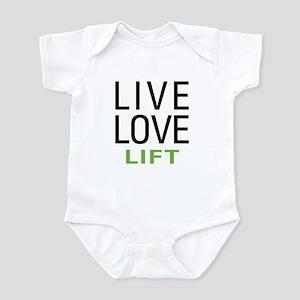 Live Love Lift Infant Bodysuit