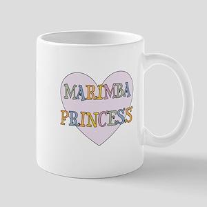 Marimba Princess Mug