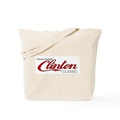 Clinton Socialist Tote Bag