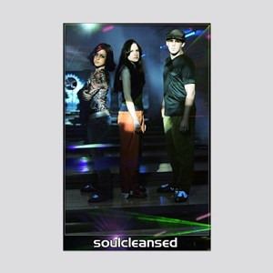 """soulcleansed 11x17"""" Poster"""