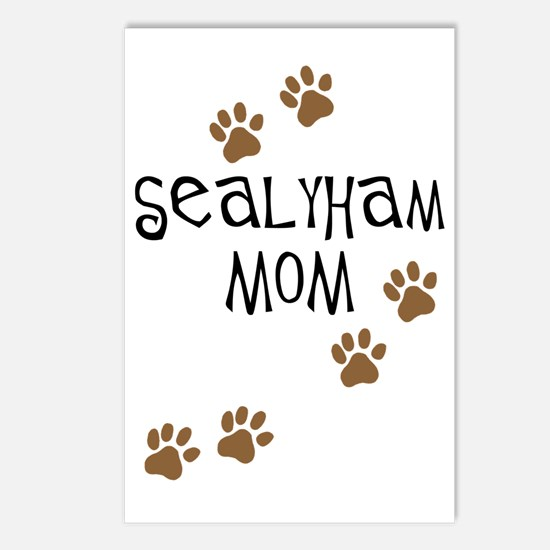 Sealyham Mom Postcards (Package of 8)