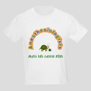 Anesthesiologist Kids Light T-Shirt
