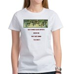 Stained Glass Artist-GrapeArb Women's T-Shirt