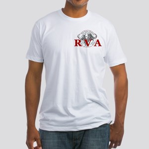 RVA Logo Fitted T-Shirt