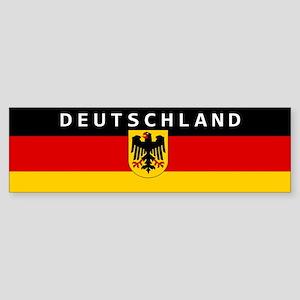 """Germany """"Deutschland"""" Car Sticker (Bumpe"""