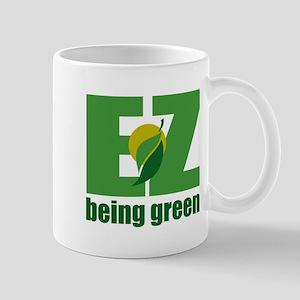 EZ Being Green Mug