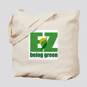 EZ Being Green Tote Bag