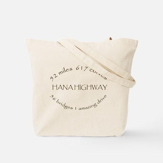 Hana Highway Road Warrior Tote Bag