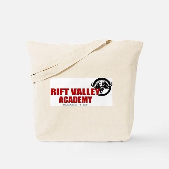Rift Valley Banner Tote Bag
