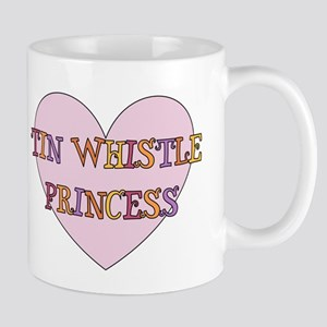 Tin Whistle Princess Mug