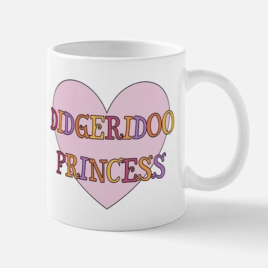 Didgeridoo Princess Mug