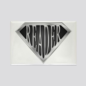 SuperReader(metal) Rectangle Magnet