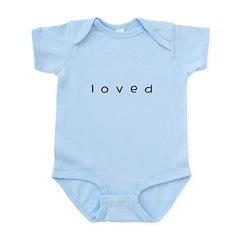 loved Infant Bodysuit